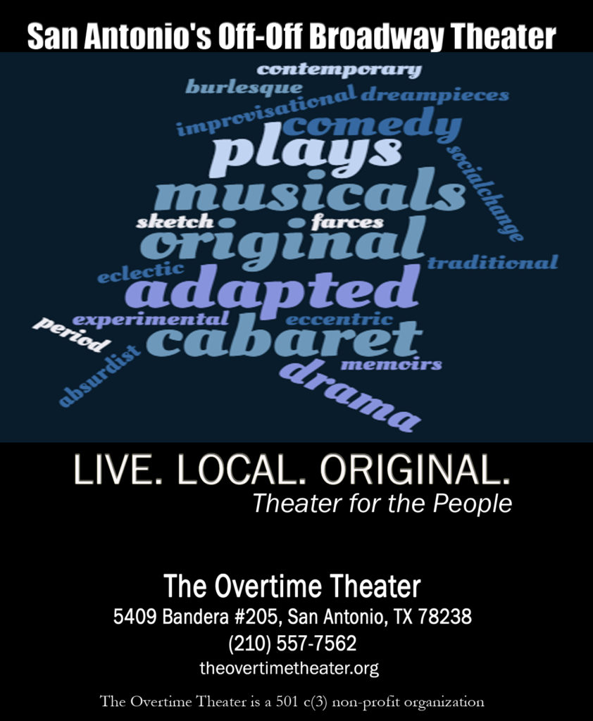 Overtime Theater – Theater for the People