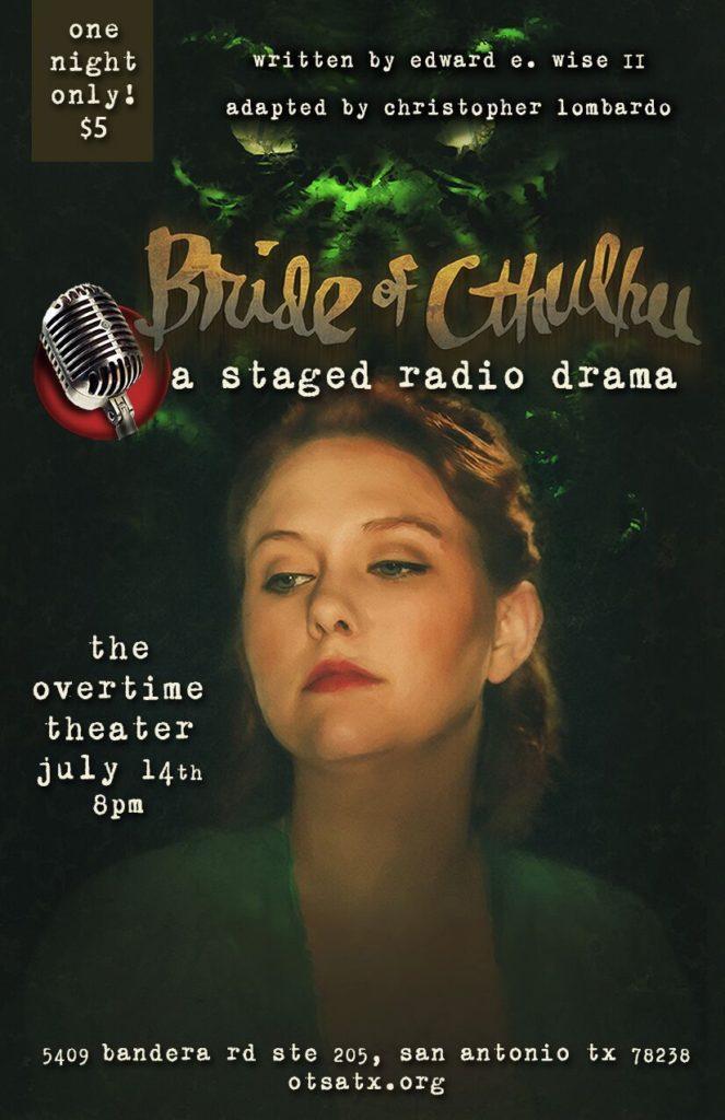 BrideCthuluRadioDrama