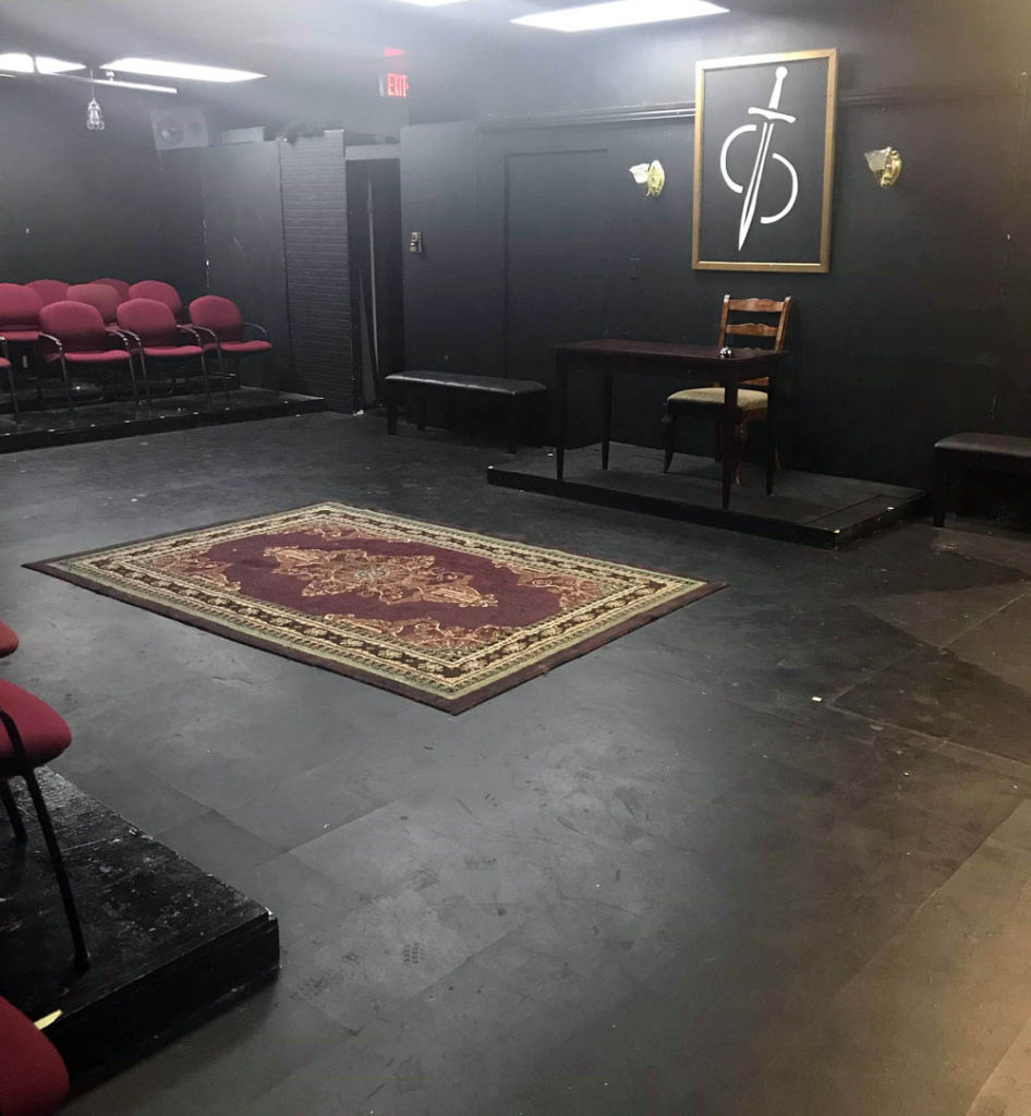 The Gregg Barrios Theatre at The Overtime
