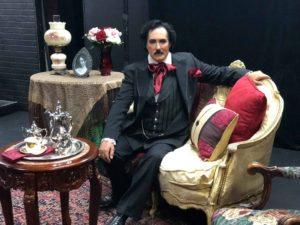 dgar Allan Poe Promo Photo